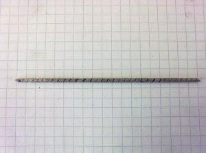 Strip-Twist Wire Making
